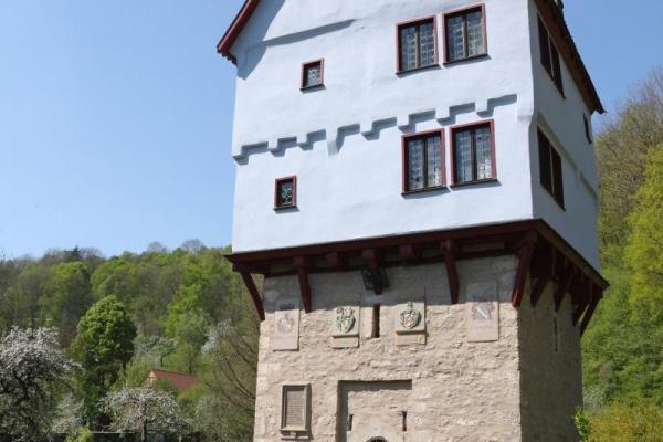 Erwandern Sie das Topplerschlösschen bei Rothenburg ob der Tauber
