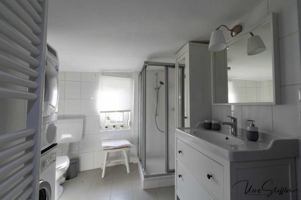 Ihr Bad mit Waschmaschine & Trockner