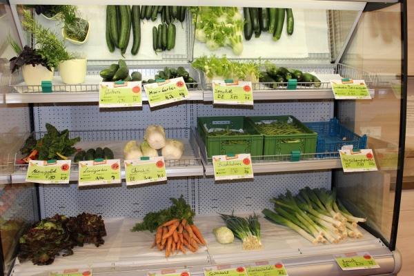 In 2 km Entfernung bekommen Sie frisches Gemüse, Obst, Backwaren in Demeter Qualität - Lebensmittel der Sozialtherapeutische Gemeinschaften Weckelweiler e.V.