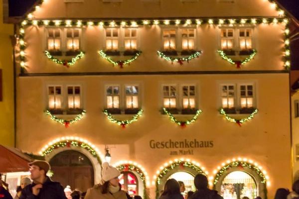 Erleben Sie Rothenburg in Weihnachtlicher Stimmung
