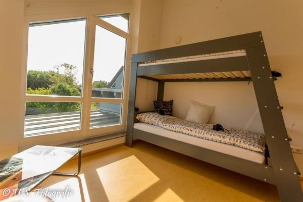 Kinderzimmer mit 3 Schlafplätzen