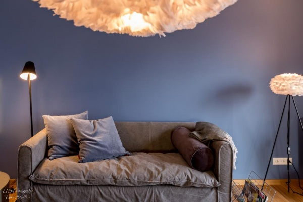 Der Taubenhof steht für skandinavischen Wohnstil - Reduziert, minimalistisch und modern